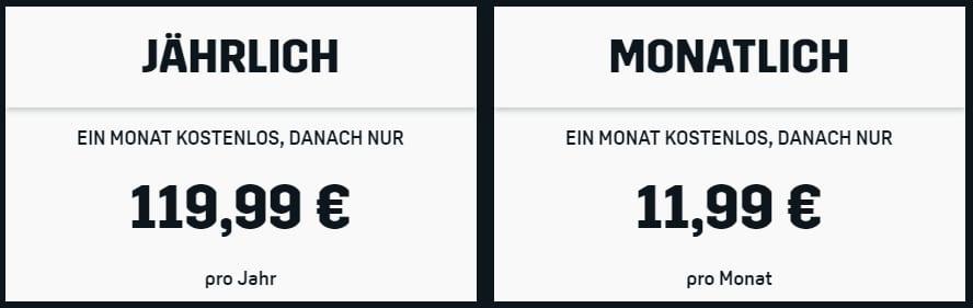 Dazn Bundesliga Kosten