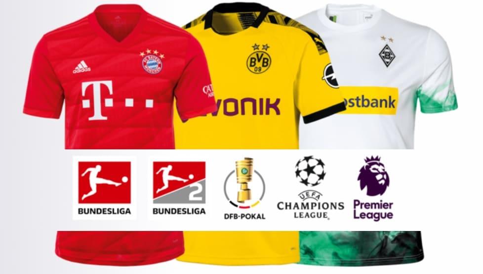 Sky Bundesliga Angebote 2019 20 Ab 9 99 Alle Wettbewerbe