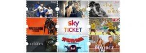 Sky Ticket Gutschein