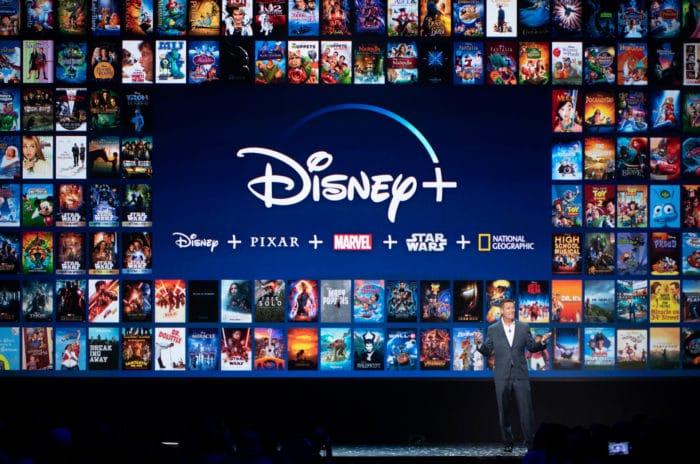 Disney+ Serien und Filme