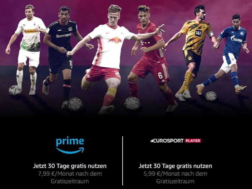 Eurosport Angebot kostenlos testen