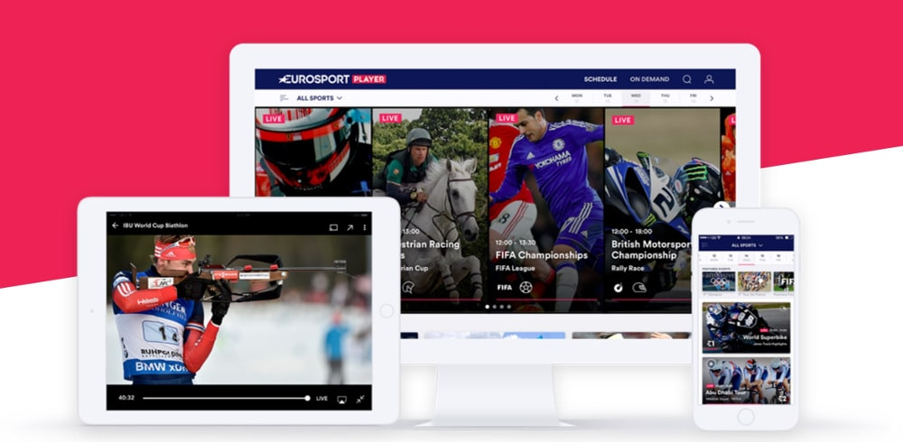 Eurosport Player Angebote