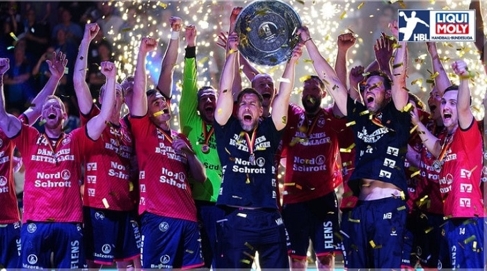 LIQUI MOLY Handball Bundesliga bei Sky