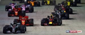 Sky Formel 1