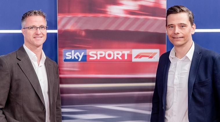 Sky Formel 1 Kommentatoren