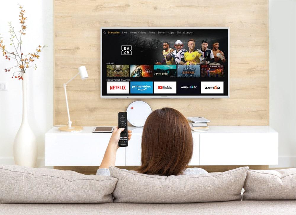 Sky Go auf Amazon Fire-TV-Stick anschauen
