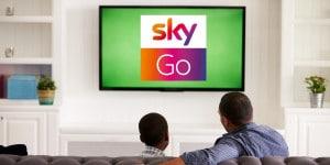 Sky Go auf dem Fernseher anschauen