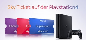 Sky Ticket Playstation
