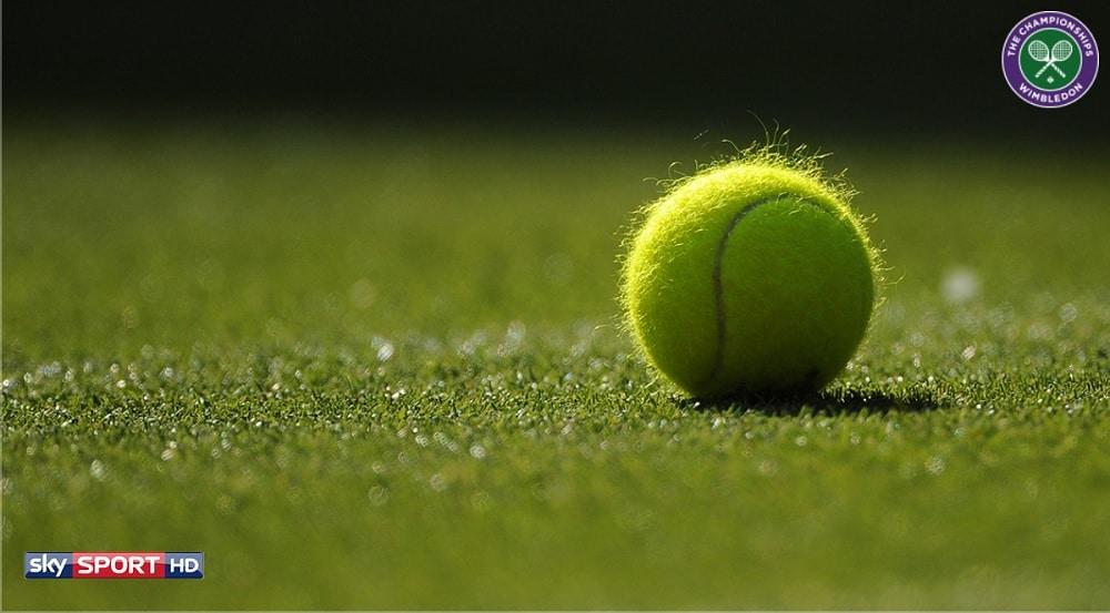 Wimbledon bei Sky Tennis