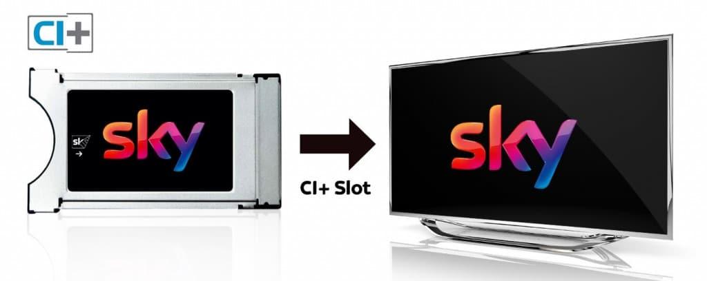 Sky CI+ Modul