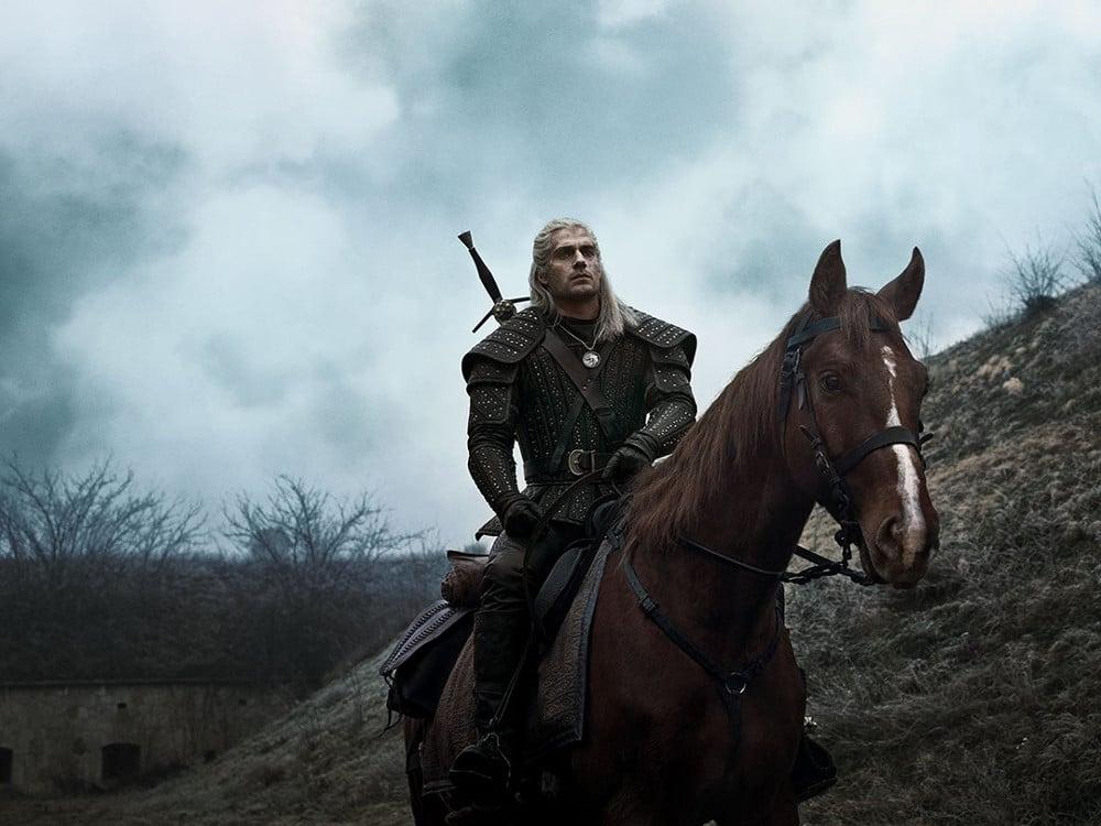 The Witcher Serie Handlung Geralt von Riva