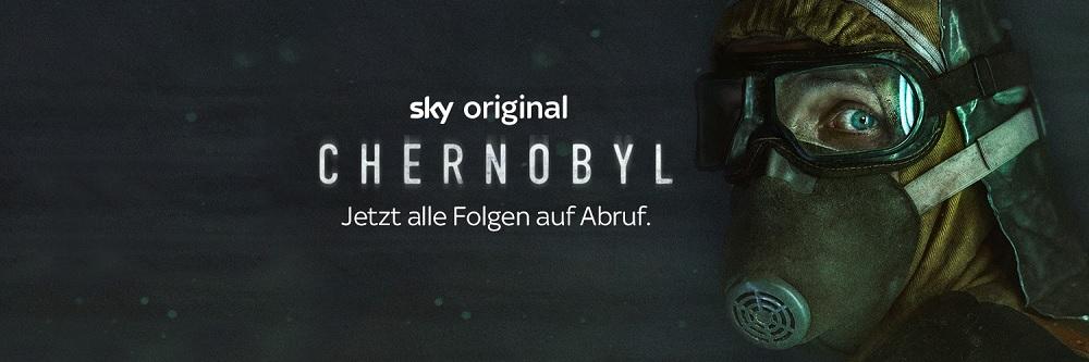 Chernobyl Serie - Sky Eigenproduktion
