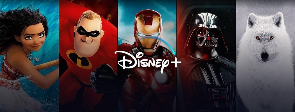 Disney+ Probewoche