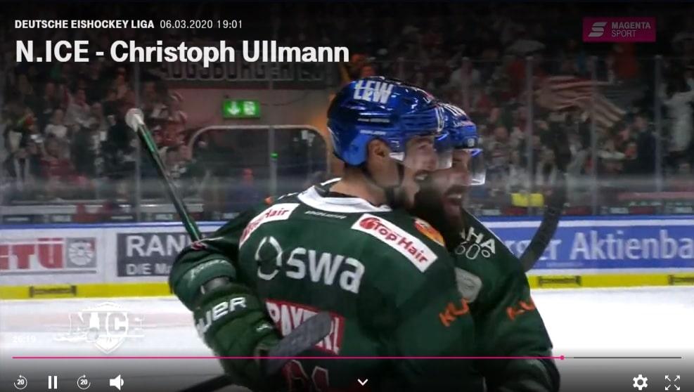 Eishockey bei Magenta Sport kostenlos im Live Stream