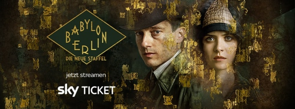 Serienstarts bei Sky - Babylon Berlin