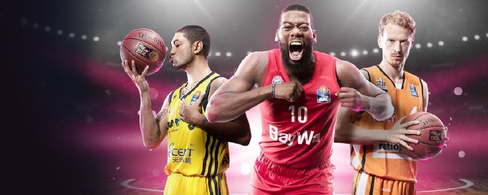 Magenta Sport Basketball