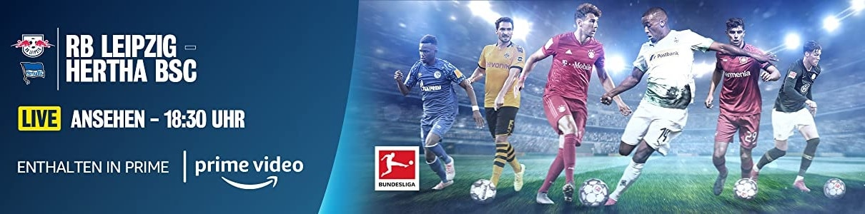 Amazon Prime Video Bundesliga Angebot