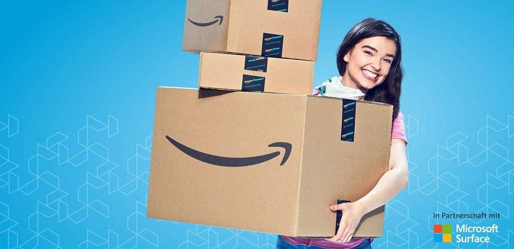 Amazon Prime kostenlos für Studenten