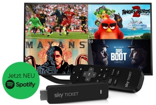 Sky Ticket TV Stick