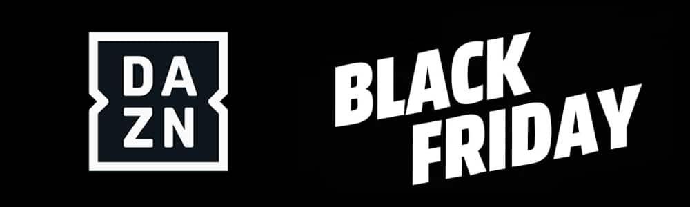 DAZN Black Friday