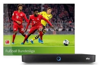 Sky Angebot Bundesliga