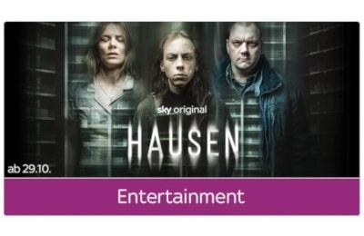Sky Entertainment Ticket