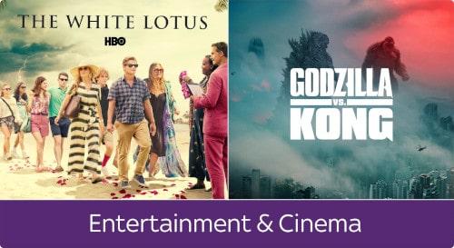 Sky Ticket Angebot - Entertainment Cinema