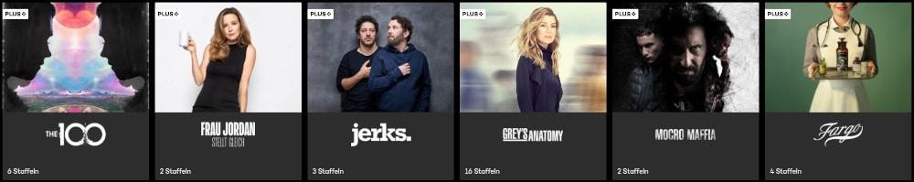 Joyn Plus+ Serien