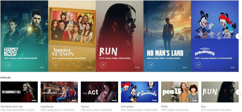 Hulu Originals