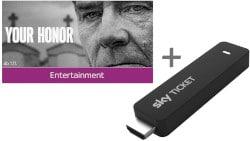 Sky Entertainment Ticket + TV Stick