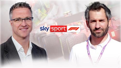 Sky Formel 1 Experten und Kommentatoren