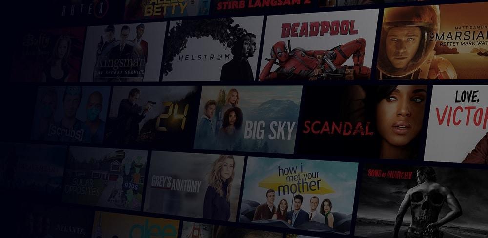 Disney+ Star Inhalte - Serien und Filme