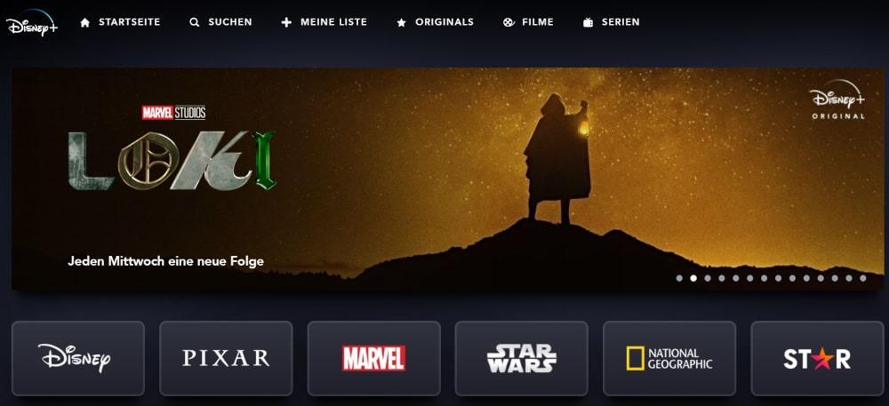 Disney Plus Angebote