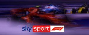 Sky Formel 1 Sender - Sky Sport F1