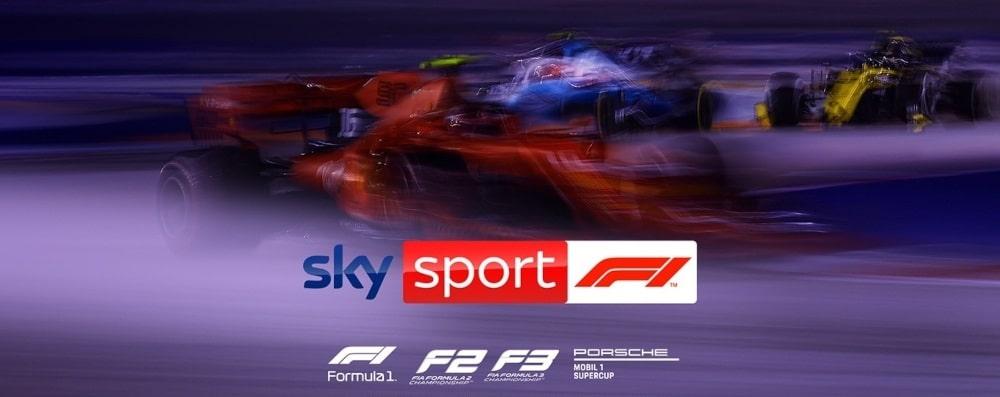 Sky Motorsport - Porsche Supercup, Formel 2 + 3