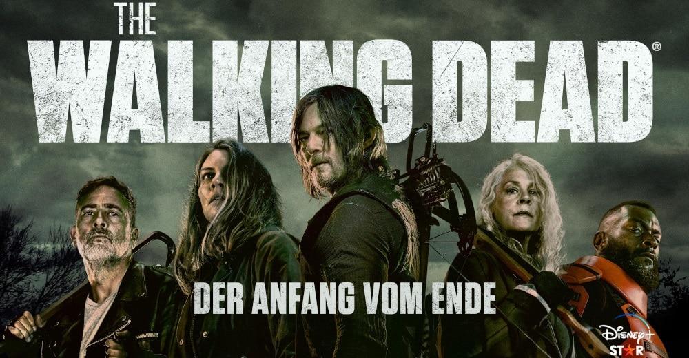 The Walking Dead bei Disney Plus