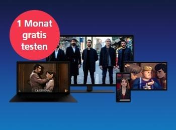 o2 TV gratis - 1 Monat kostenlos testen