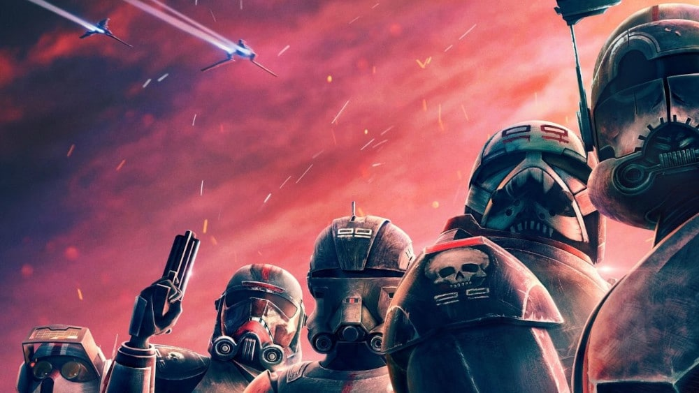 Star Wars The Bad Batch Serie