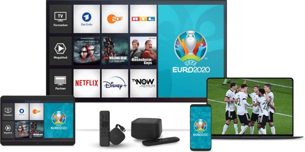 Magenta TV EM 2021 streamen