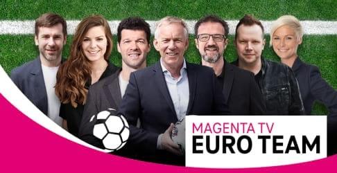 Magenta TV Kommentatoren und Experten