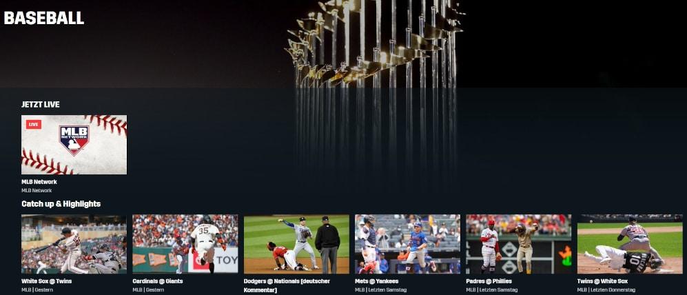DAZN Baseball