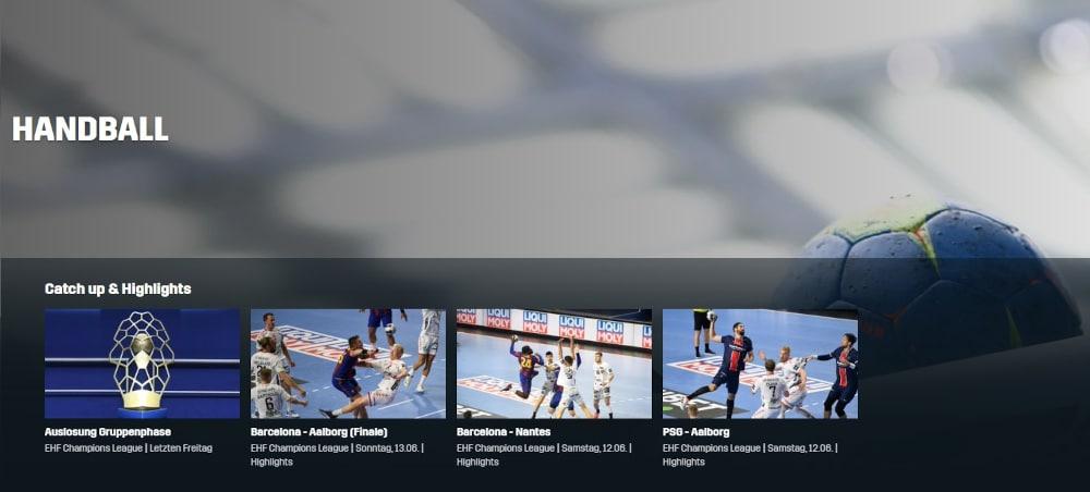 DAZN Handball