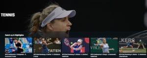 DAZN Tennis