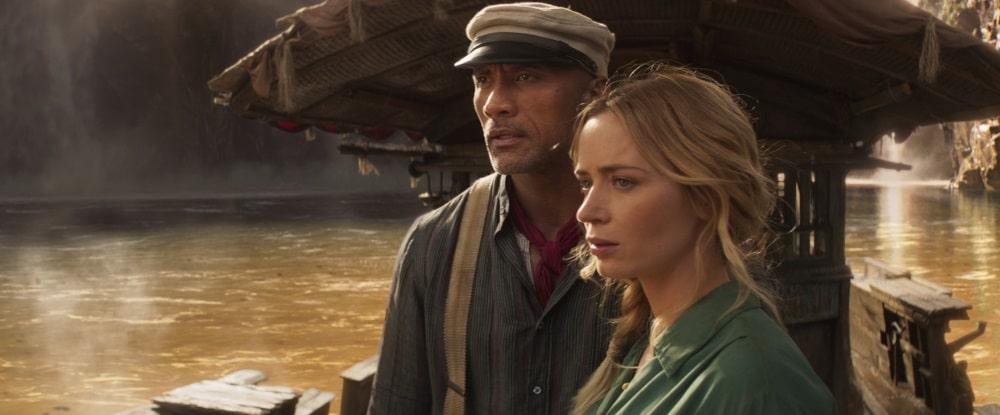 Jungle Cruise Film mit Dwayne Johnson Emily Blunt