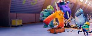 Monster bei der Arbeit - Disney Plus