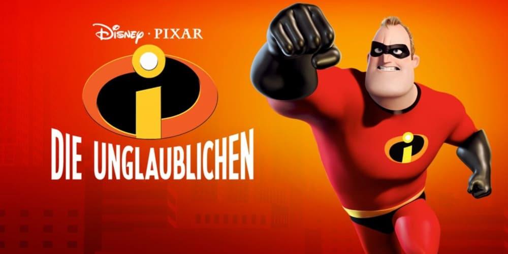 Die Unglaublichen - Pixar Film