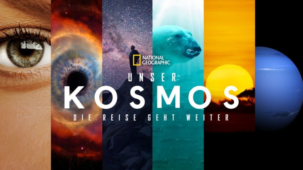 Disney Plus National Geographic - Unser Kosmos