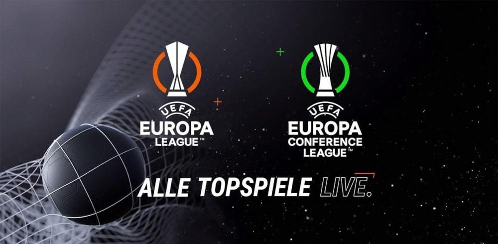 Europa League Live-Stream bei TVNOW