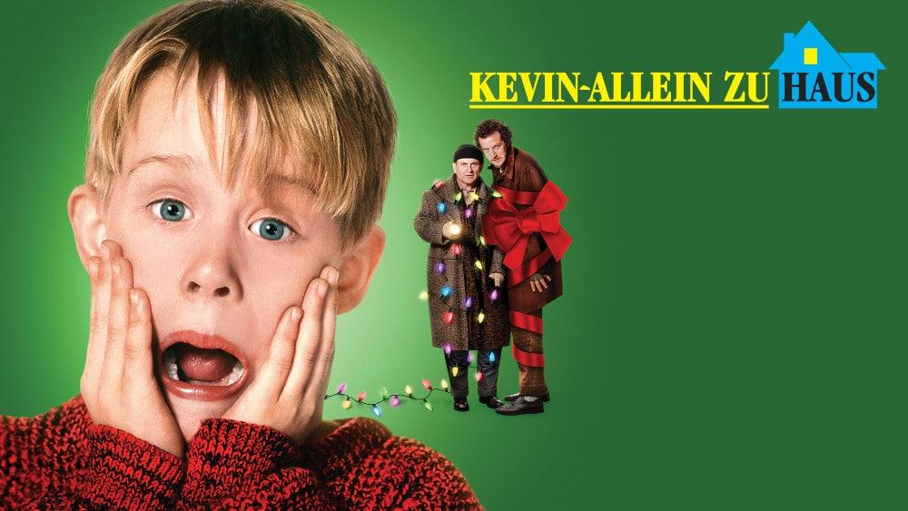 Disney Plus Weihnachtsfilme - Kevin allein zu Haus