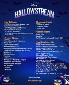 Hallostream - Disney Plus Halloween